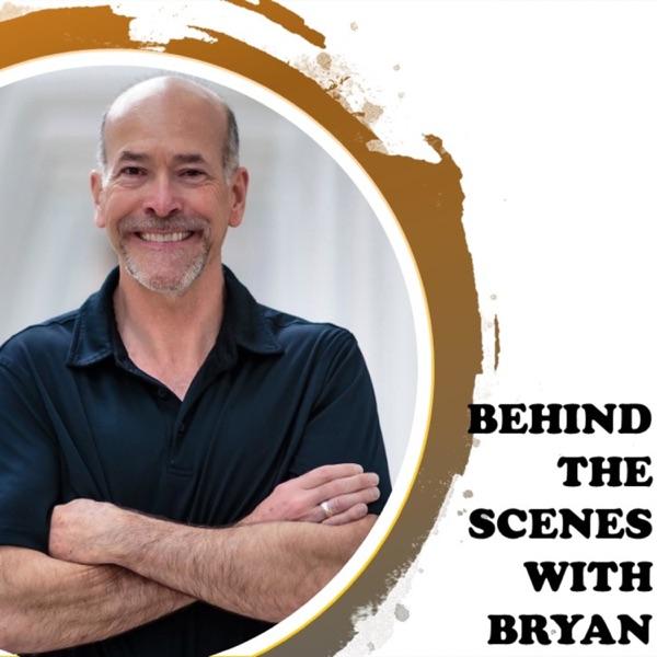 Behind the Scenes with Bryan Artwork