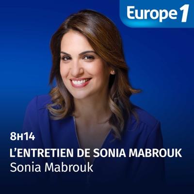 L'entretien de Sonia Mabrouk:Europe 1