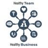Healthy Team Healthy Business artwork