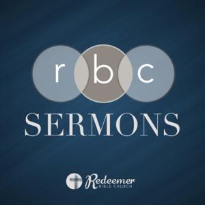 Redeemer Bible Church Sermons