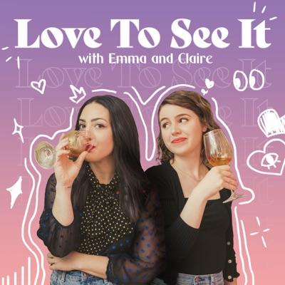 Love to See It with Emma and Claire:Stitcher & Claire Fallon, Emma Gray