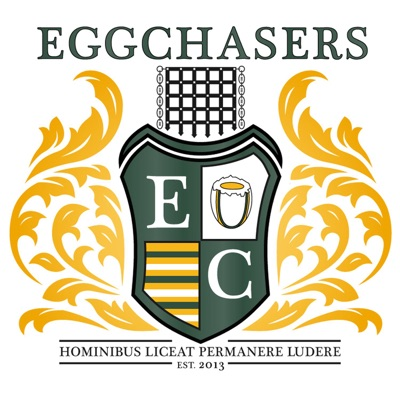 The EggChasers Rugby Podcast:Tim Cocker, JB, Phil