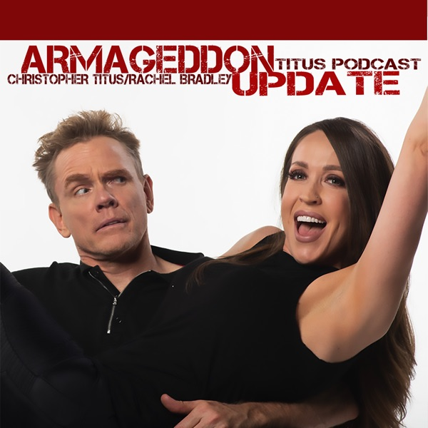 Christopher Titus Podcast image