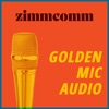 ZimmComm Golden Mic Audio artwork