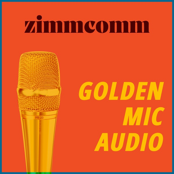 ZimmComm Golden Mic Audio