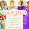 Candid x AMDA artwork