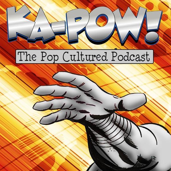 KA-POW! The Pop Cultured Podcast Artwork
