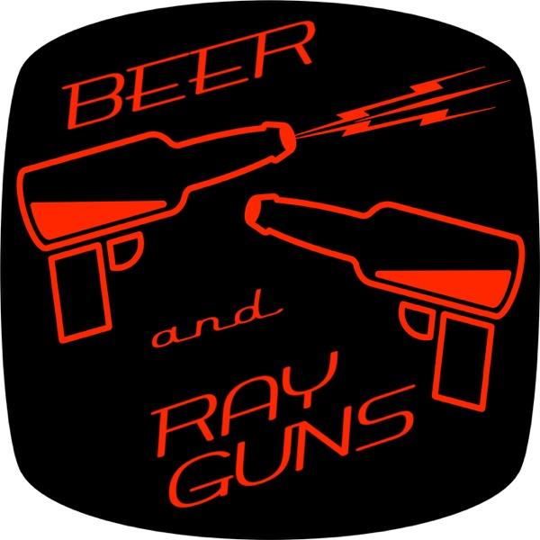 Beer and Ray Guns Artwork