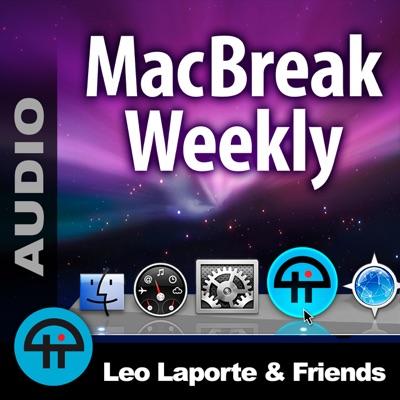 MacBreak Weekly (Audio):TWiT