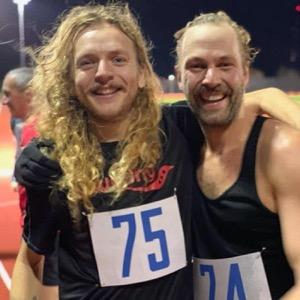 Spring Snyggt - med Jesus och Manne