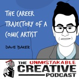 Dave Baker | The Career Trajectory of a Comic Artist