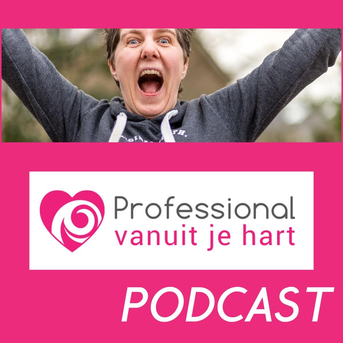 Professional vanuit je hart Podcast - met Mascha Struijk