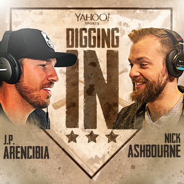 Digging In with J.P. Arencibia