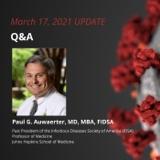 UPDATE 3/17/2021 - Q&A