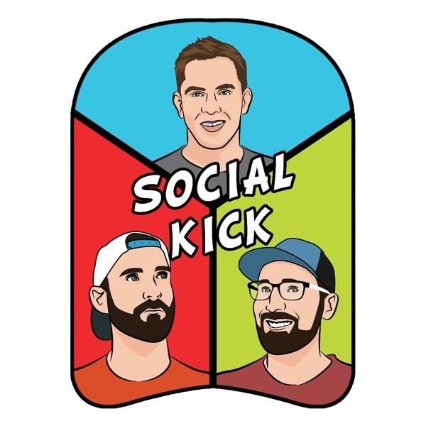 The Social Kick Podcast Artwork
