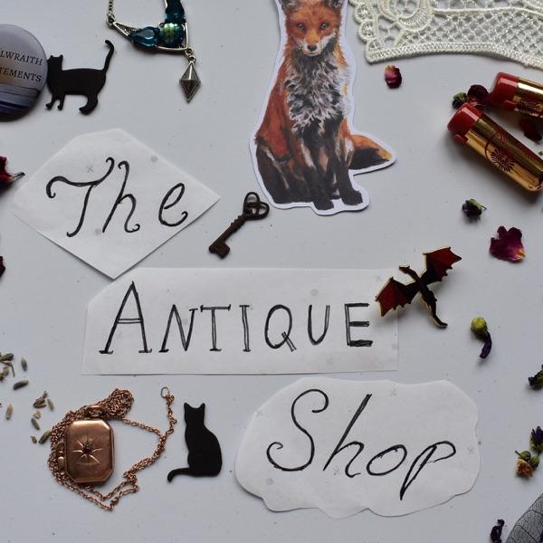 The Antique Shop Artwork