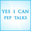 Yes I Can Pep Talks artwork