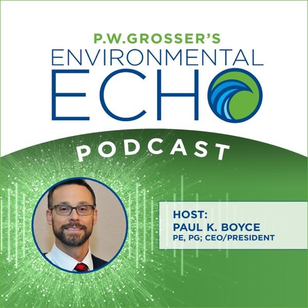Environmental Echo with PWGC's Paul K. Boyce Artwork