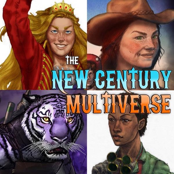 The New Century Multiverse Artwork