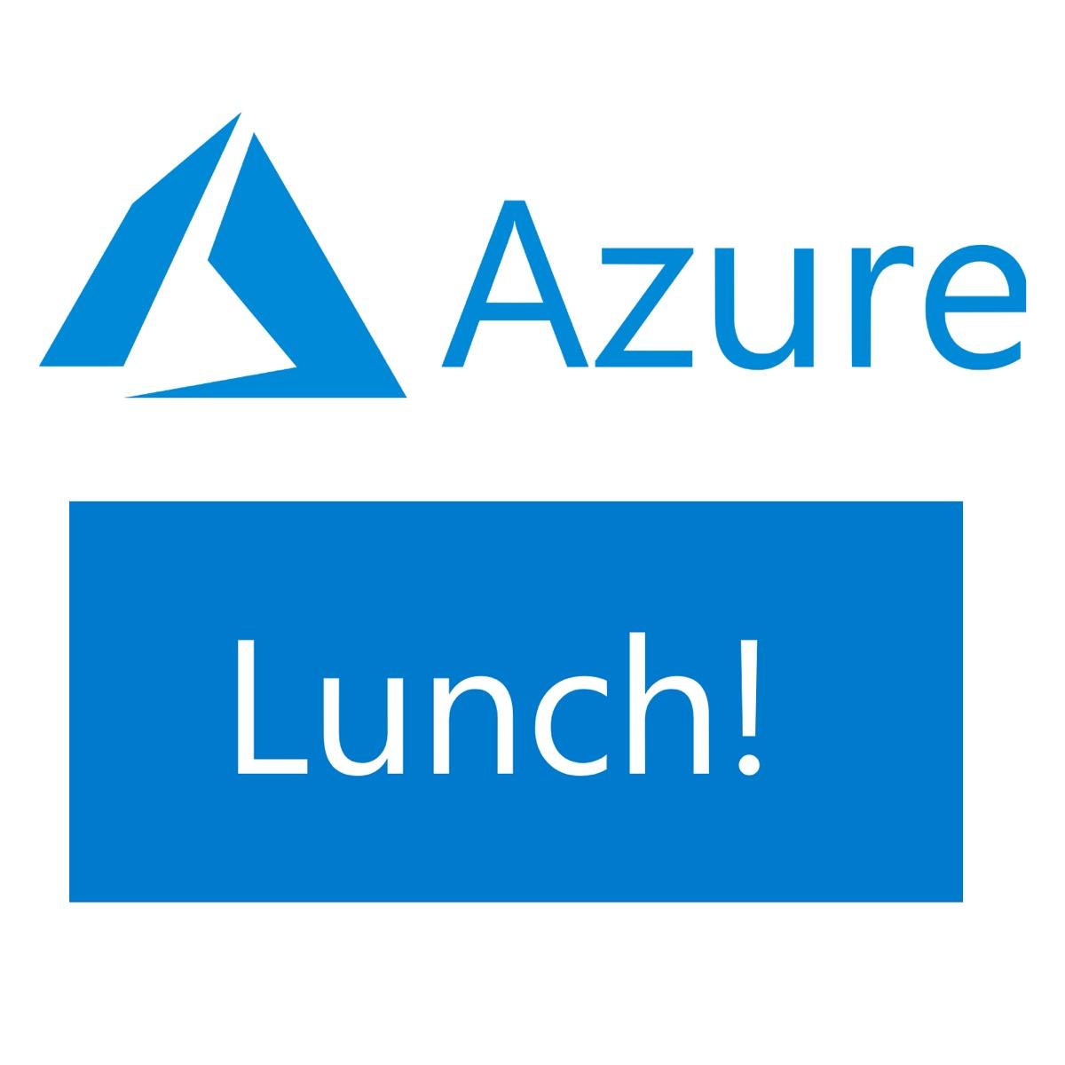 Azure Lunch