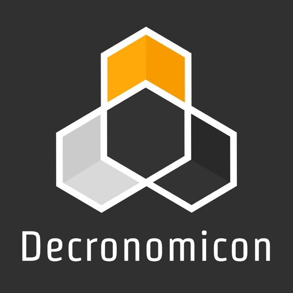 Decronomicon: The Archidekt Podcast Artwork