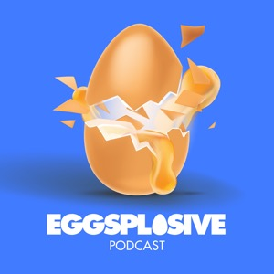 The EGGSPlosive Podcast - For Creatives
