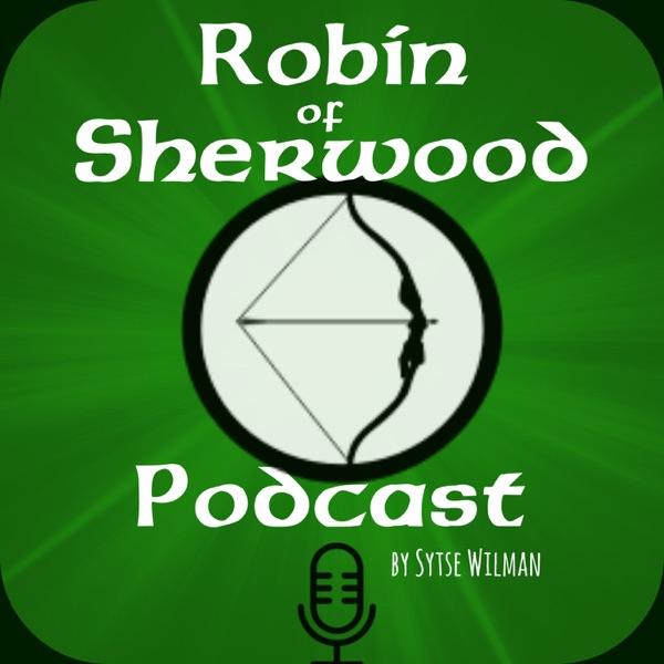 Robin of Sherwood Podcast Artwork