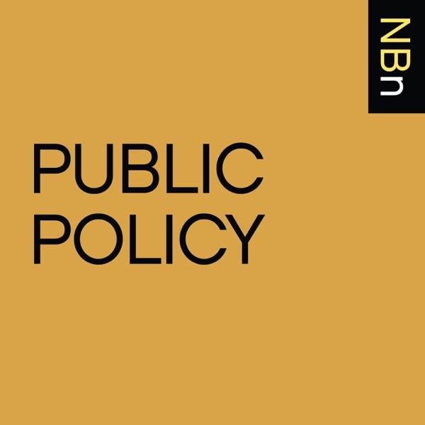 New Books in Public Policy Artwork