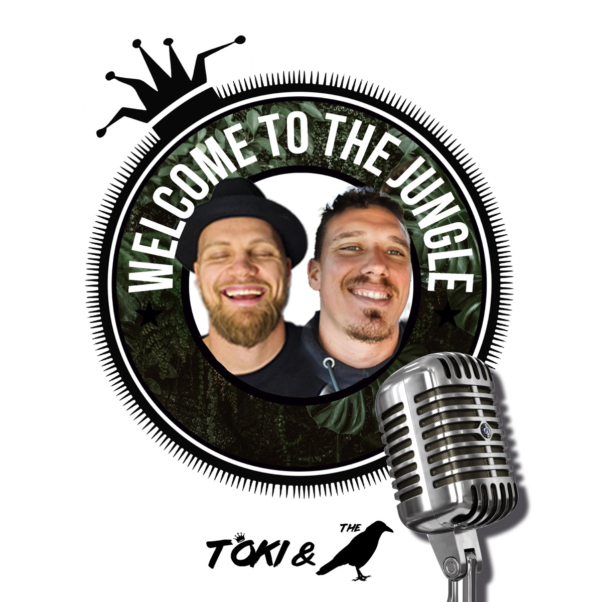 Welcome to the Jungle Podcast with Toki and the Crow