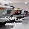 GMAN car reviews artwork
