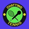 Chatting Tennis artwork