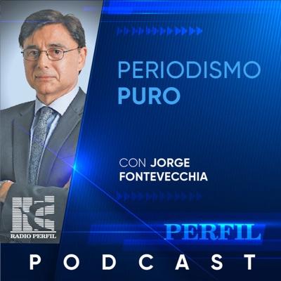 Periodismo Puro, con Jorge Fontevecchia:Radio Perfil FM 101.9
