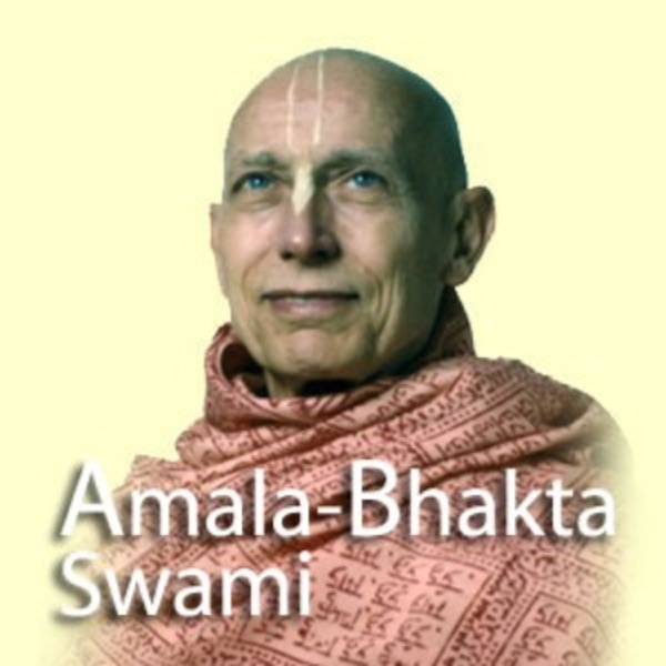 Amala-bhakta Swami / Amal Bhakta Artwork