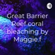 Great Barrier Reef coral bleaching by Maggie.f