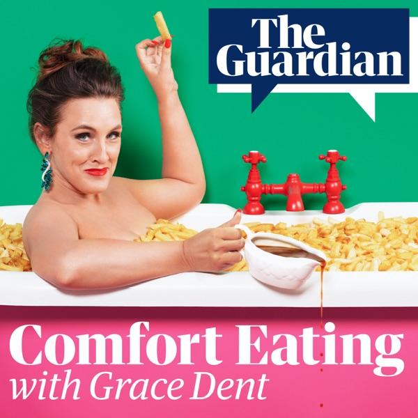 Comfort Eating with Grace Dent Artwork