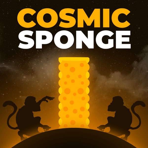 Cosmic Sponge Artwork