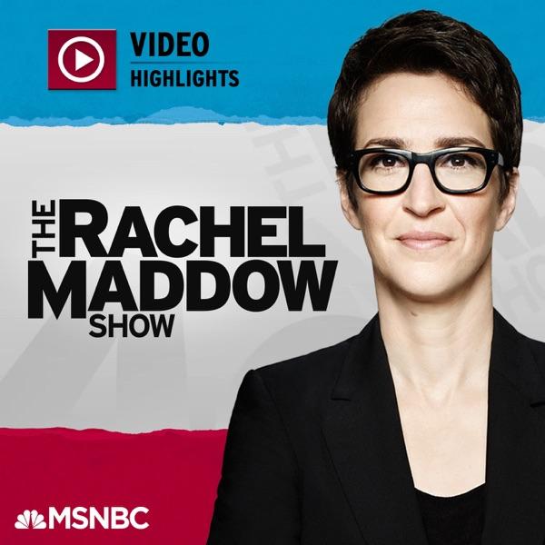 MSNBC Rachel Maddow (video) banner backdrop