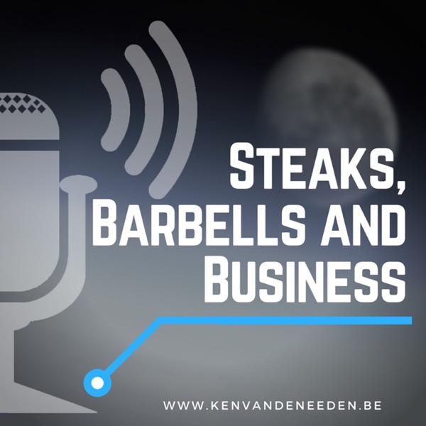 Steaks, barbells and business Artwork