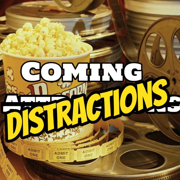 Coming Distractions Artwork