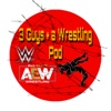 Three guys and a wrestling podcast  artwork