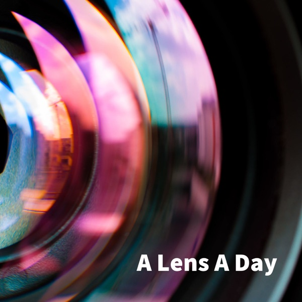 A Lens A Day - Conversations about Information Architecture Artwork