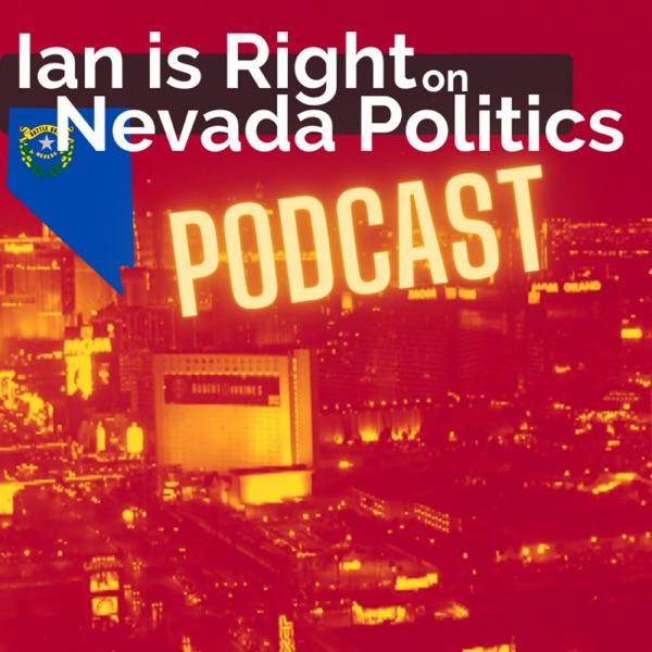 Ian is Right on Nevada Politics Artwork