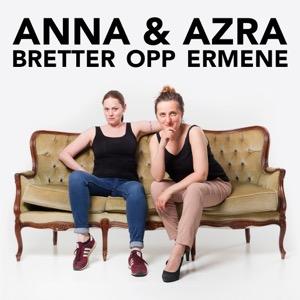 Anna & Azra bretter opp ermene