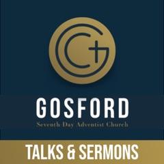 Gosford SDA Church Sermons