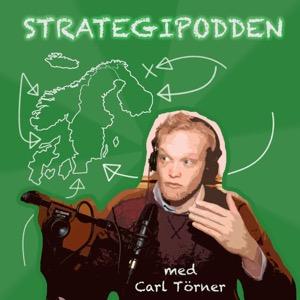 Strategipodden
