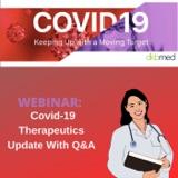 UPDATE 4/28/2021 - Therapeutics Update with Q&A