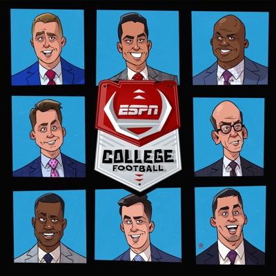 The ESPN College Football Podcast:ESPN