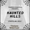 Theatre Wakefield's Haunted Hills artwork