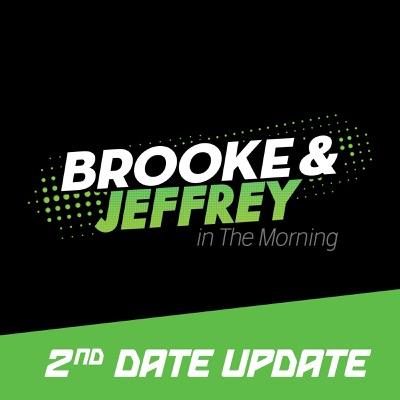 Brooke and Jeffrey: Second Date Update:MOViN 92.5 | Hubbard Radio