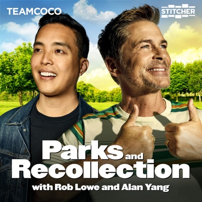 Parks and Recollection:Team Coco and Stitcher